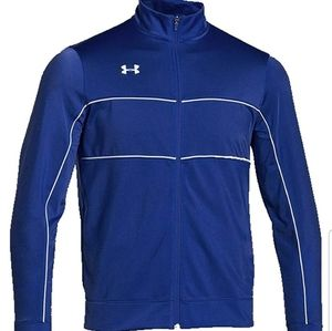 Under armour full zip performance jacket